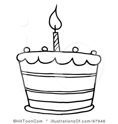 Birthday cake free clipart freeuse download 1st Birthday Cake Clipart | Clipart Panda - Free Clipart Images freeuse download