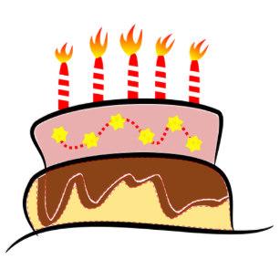 Birthday cake on skateboard clipart banner library Birthday Cake Gifts Skateboards & Outdoor Gear | Zazzle AU banner library