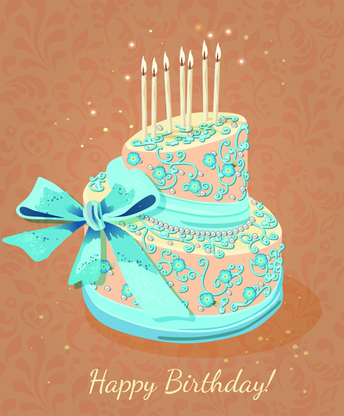 Birthday cake pics clip art picture royalty free download Birthday Cake clip art Free vector in Open office drawing svg ... picture royalty free download