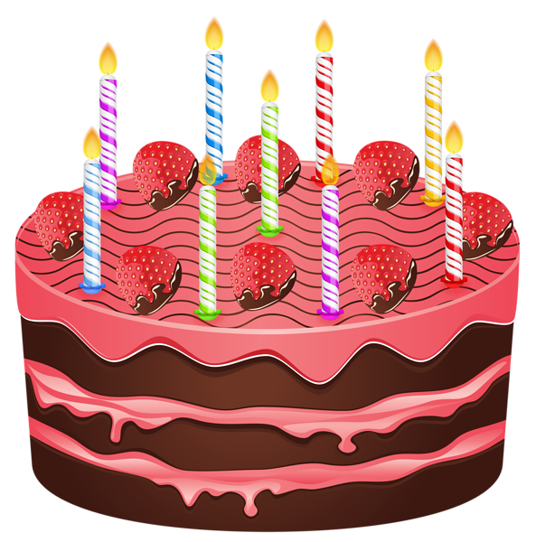 Birthday cake pictures clip art clipart transparent stock Birthday Cake Clip Art PNG Image | Gallery Yopriceville - High ... clipart transparent stock