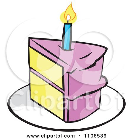 Birthday cake slice clipart image black and white Birthday Cake Slice Clipart. Birthday. Free Images Birthday Cakes ... image black and white