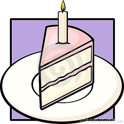 Birthday cake slice clipart graphic freeuse stock Piece of birthday cake clipart - ClipartFest graphic freeuse stock