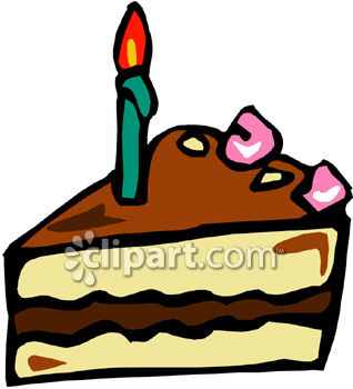 Superb Library Of Birthday Cake Slice Image Black And White Files Personalised Birthday Cards Paralily Jamesorg