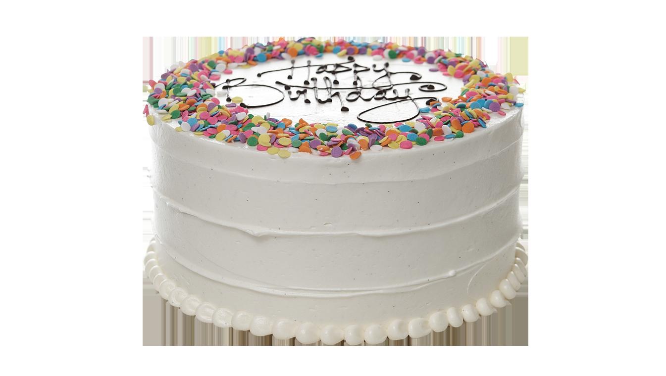 Birthday cake turning ten clipart graphic transparent Classic Birthday Cake graphic transparent