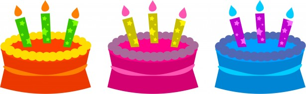 Birthday candle border clipart picture stock Birthday Cake Clip Art Border Free Stock Photo - Public Domain ... picture stock