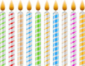 Birthday candle border clipart clip download birthday candles clipart | Kjpwg.com clip download