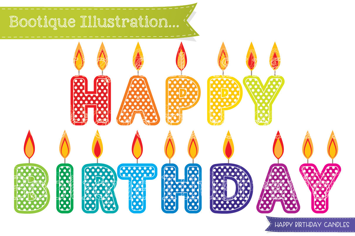 Birthday candle clip art. Candles clipartfest ilfullxfulljz
