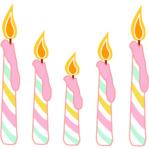 Clipart images candles . Birthday candle clip art