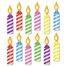 Birthday candle clipart clip art stock Single birthday candle clipart - ClipartFest clip art stock
