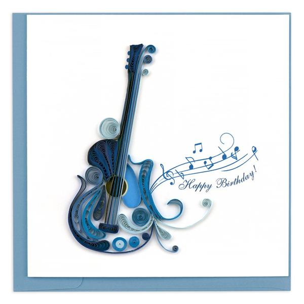 Birthday card for musician black and white clipart clip stock Greeting Cards – Shop The Symphony | Music-Inspired Gifts and ... clip stock