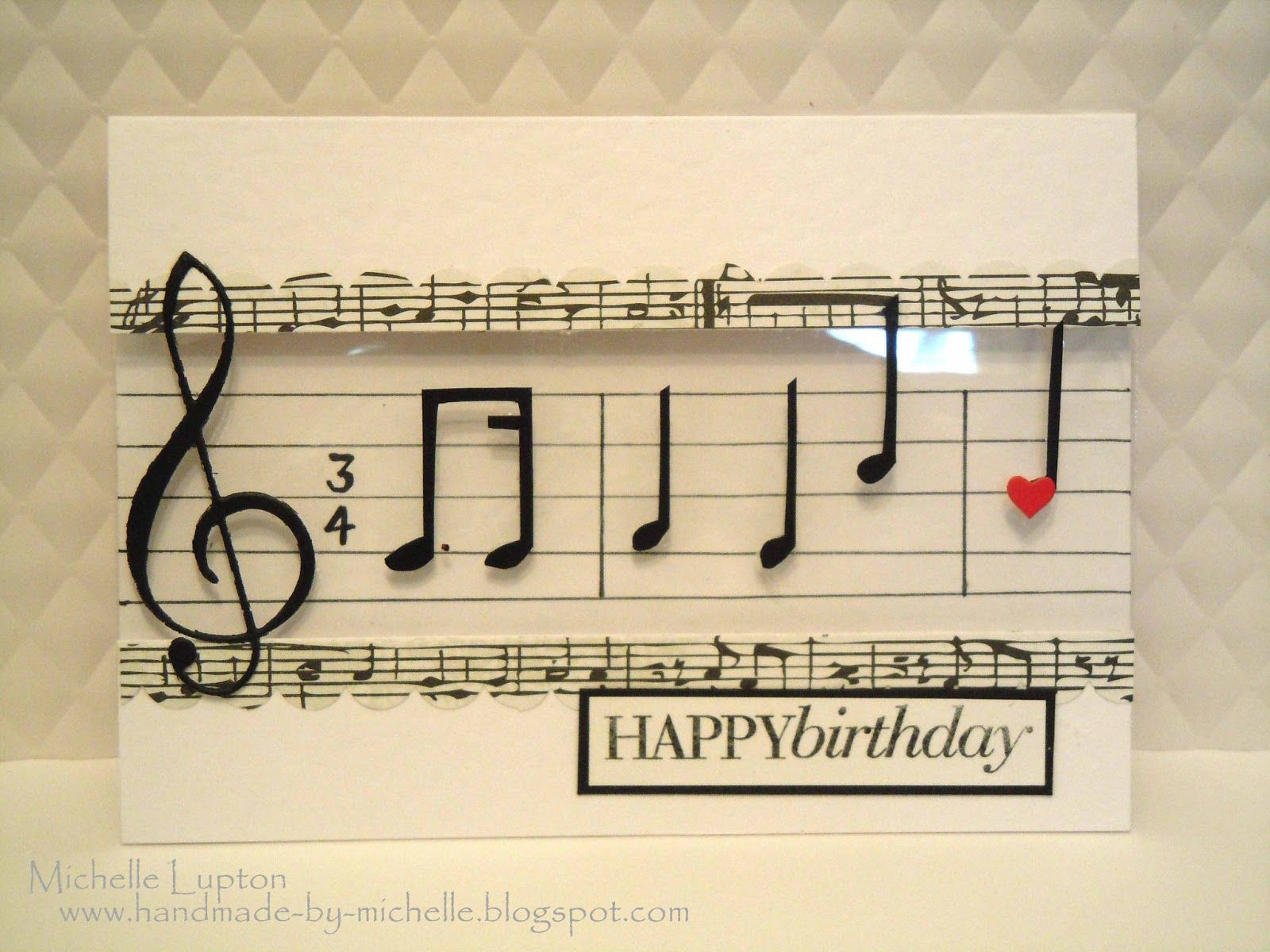 Birthday card for musician black and white clipart picture library library Musical Birthday Cards | Oh, and for those of you who do not read ... picture library library