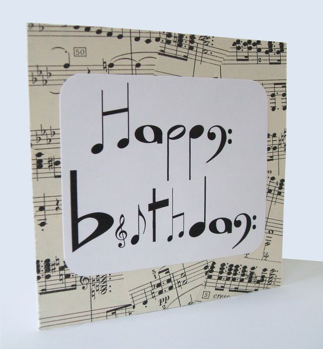 Birthday card for musician black and white clipart picture library stock This birthday card makes the music nerd in my very happy. Could ... picture library stock
