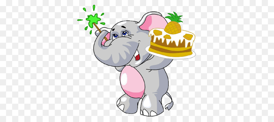 Birthday elephant images clipart jpg free download Cartoon Birthday Cake clipart - Birthday, Cartoon, Party ... jpg free download