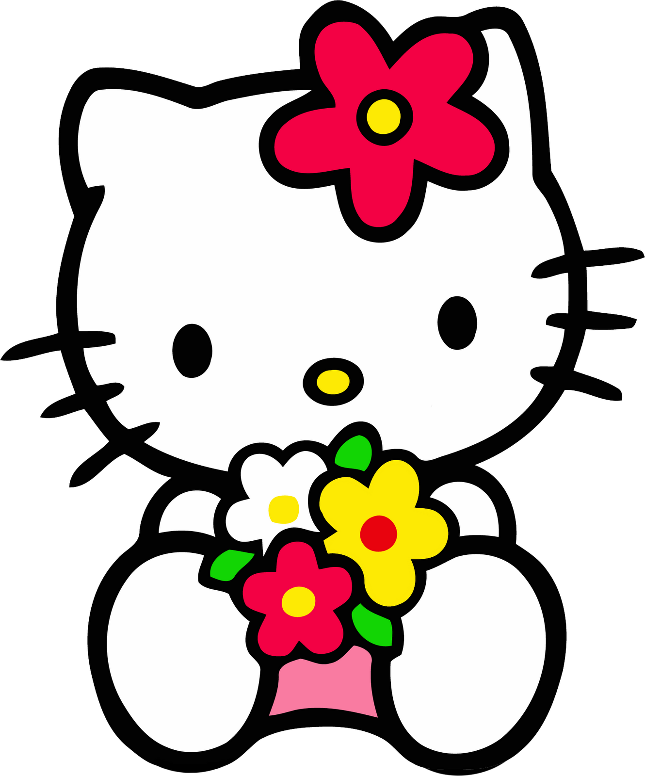 Happy birthday cat clipart clip freeuse download ImagesList.com: Hello Kitty Images, part 2 | Projects to Try ... clip freeuse download