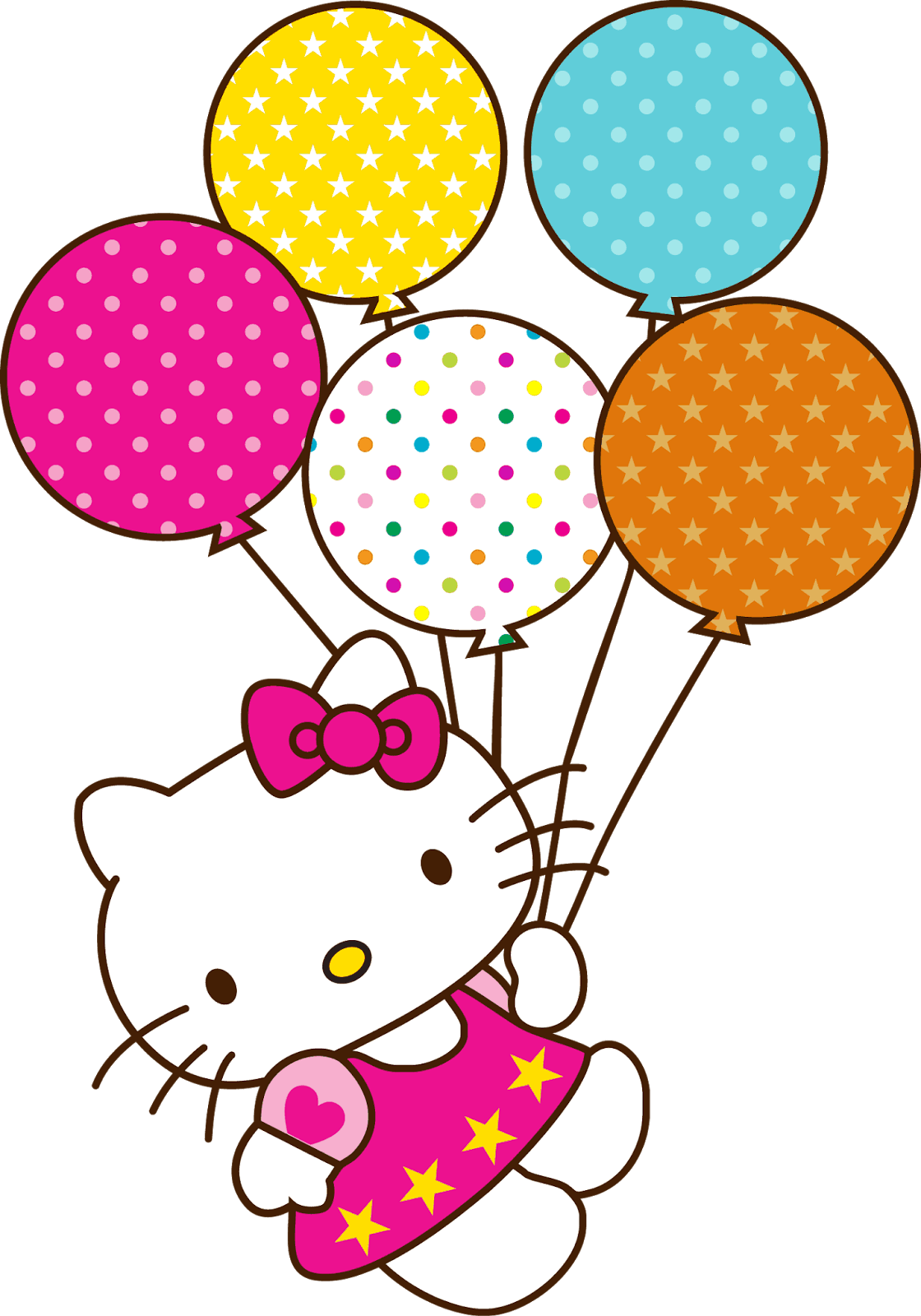 Cat birthday clipart vector royalty free Pin by Tisha Coetzee on GRAPHICS BOARD 2 - CATS AND DOGS | Pinterest ... vector royalty free
