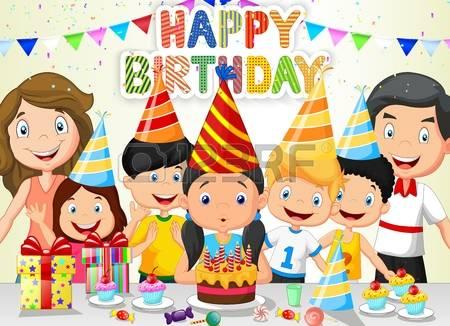 Birthday celebration clipart jpg black and white download Birthday celebration clipart 8 » Clipart Station jpg black and white download