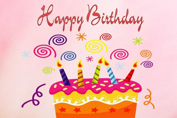 Birthday clipart for facebook image freeuse stock 110 Unique Happy Birthday Greetings with Images - My Happy ... image freeuse stock