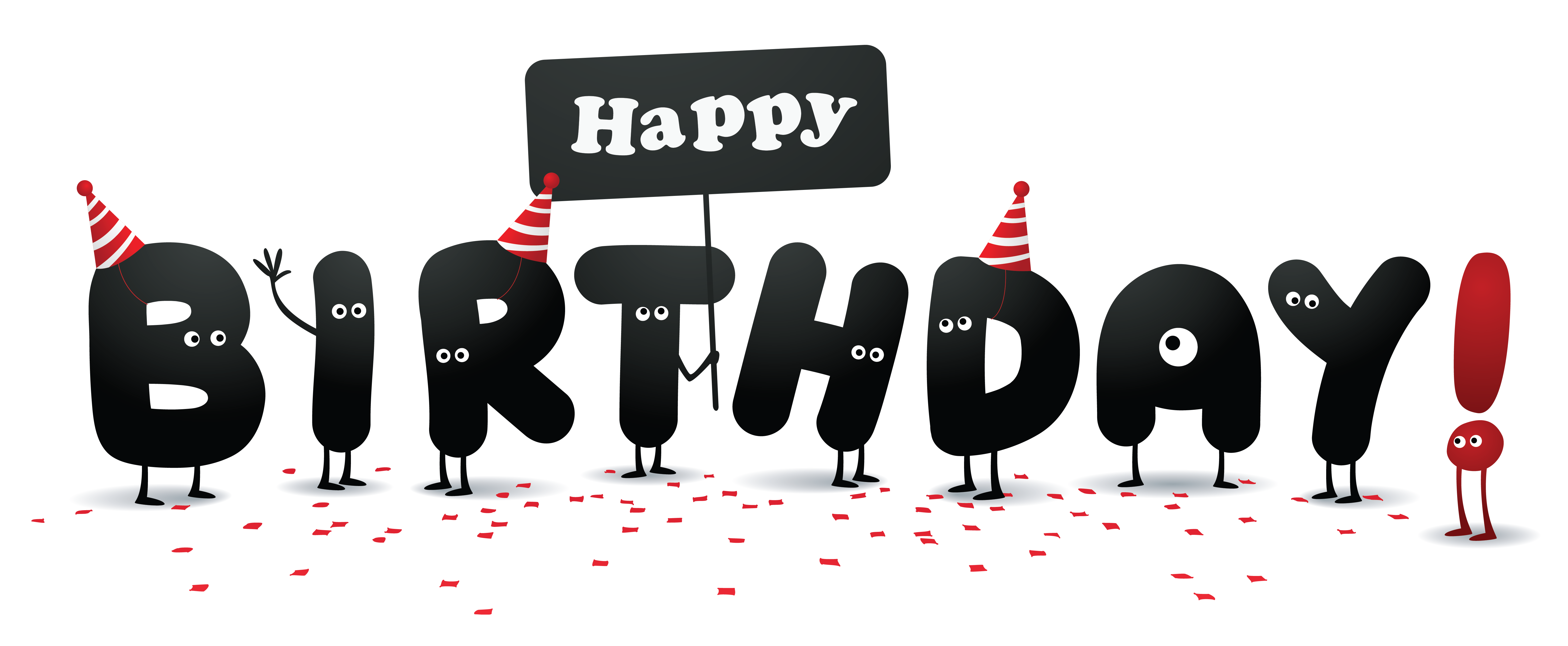 Halloween birthday clipart free picture freeuse Birthday PNG HD Animated Transparent Birthday HD Animated.PNG Images ... picture freeuse