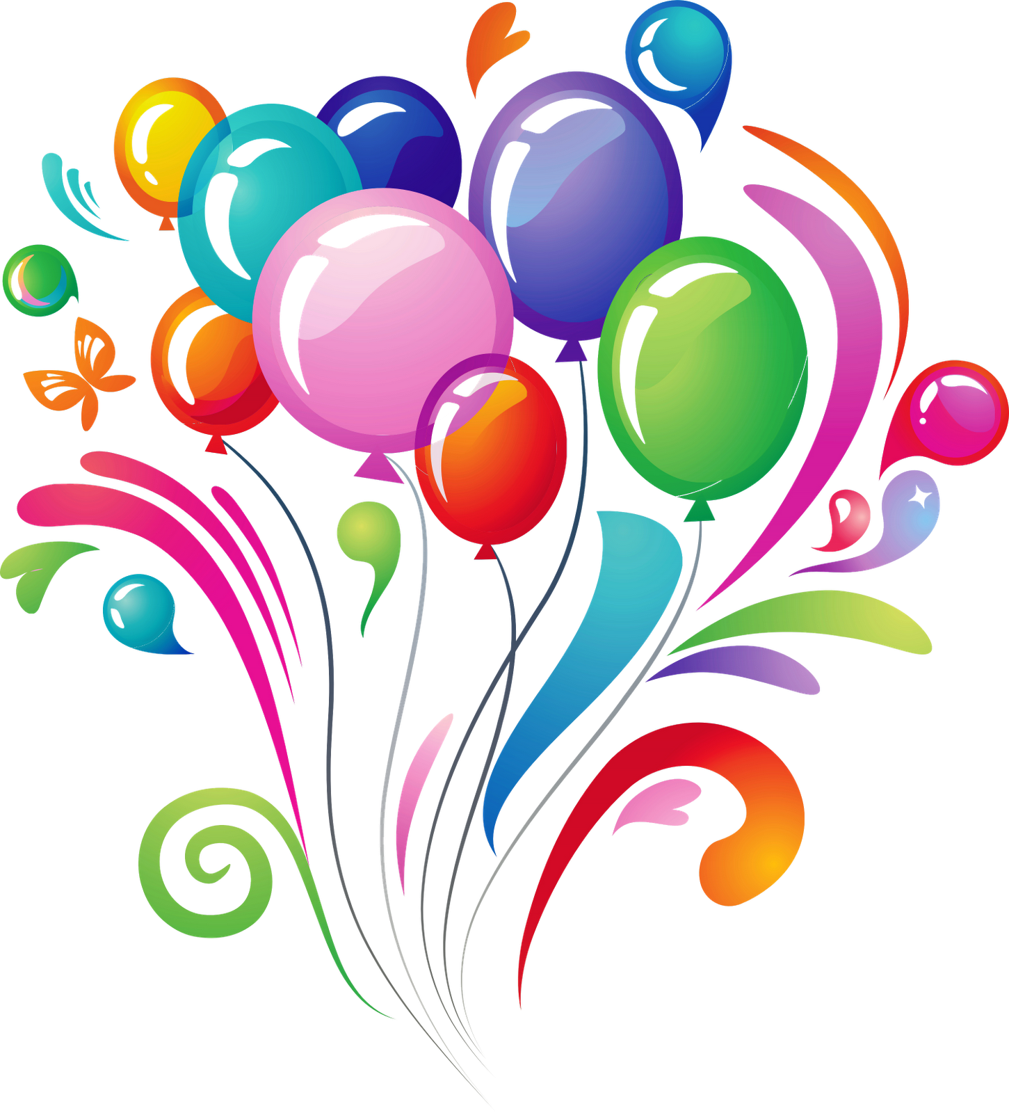 Birthday clipart png image free Happy Birthday PNG images free download image free