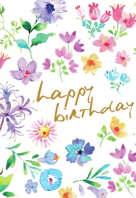 Birthday concern and care clipart picture free Happy Birthday, B.! A tiny greeting but full of heart and all my ... picture free