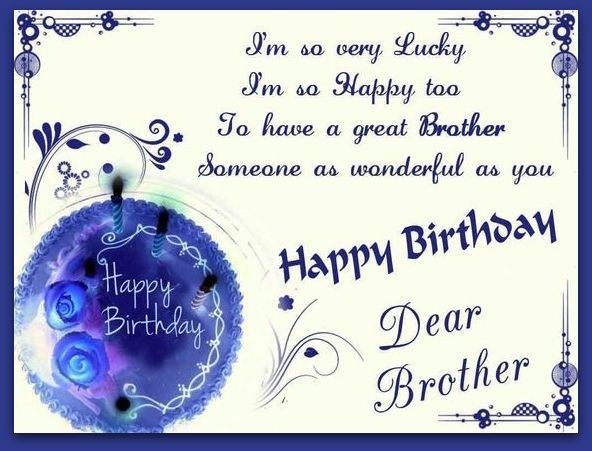 Birthday concern and care clipart image royalty free download Image result for free happy birthday brother clipart | birthday card ... image royalty free download