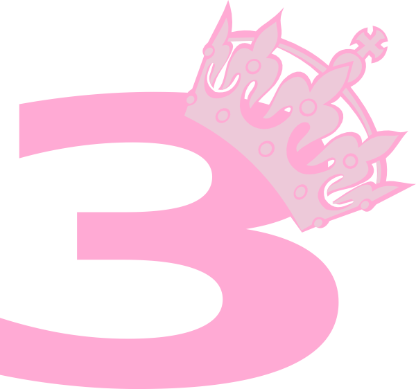Princess crown free clipart svg freeuse Pink Tiara Clip Art at Clker.com - vector clip art online, royalty ... svg freeuse