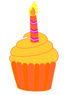 Birthday cupcake images clipart clip art stock Happy Birthday Cupcake Clipart | Free download best Happy Birthday ... clip art stock