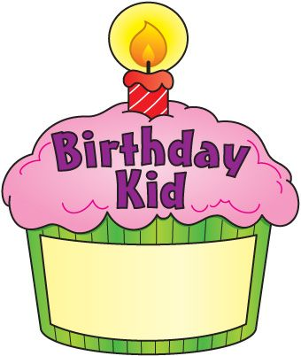 Birthday cupcake clip art foods | grade 1 | Happy birthday cupcakes ... png stock