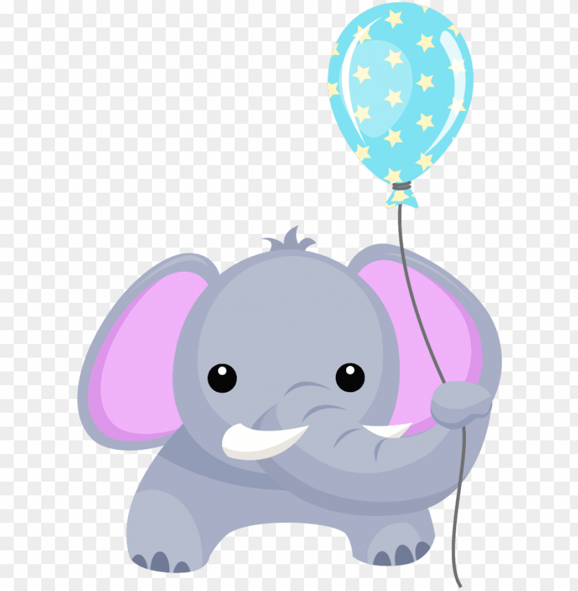 Birthday elephant images clipart clip transparent stock birthday elephant with balloon clipart - baby elephant with balloon ... clip transparent stock
