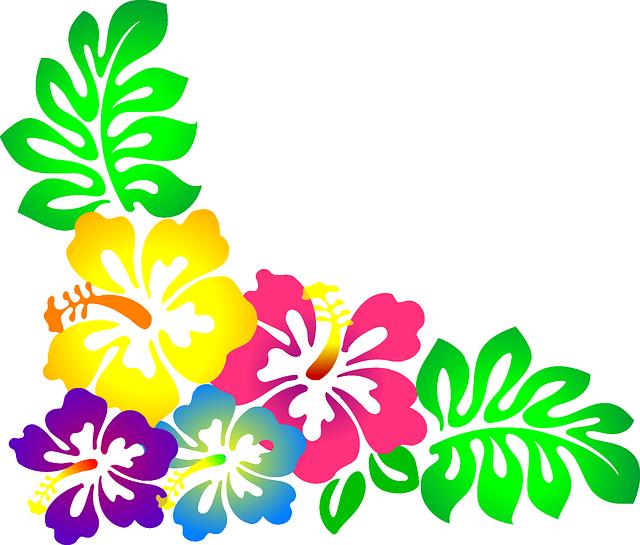 Cricut flower clipart