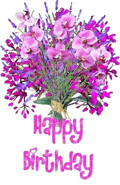 Birthday flowers bouquet clipart banner transparent stock happy birthday clip art with flowers – penguinorganize.com banner transparent stock