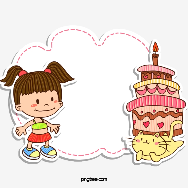 Birthday for men clipart png png royalty free stock Cute Paper Man Cartoon Birthday Cake Combination Text Box Text Box ... png royalty free stock