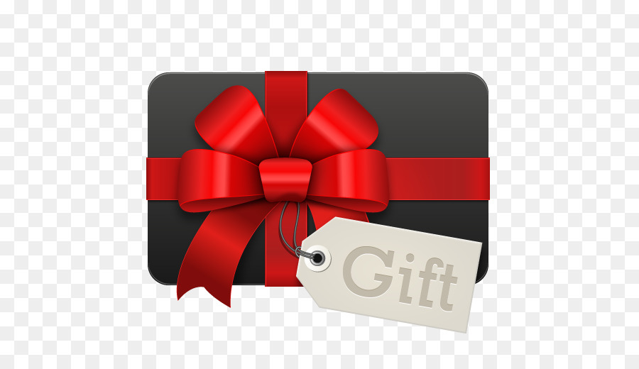 Gift card icon clipart