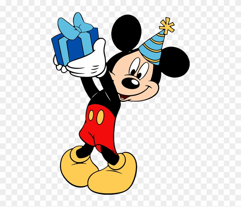 Disney Birthdays And Parties Clip Art Disney Clip Art - Mickey Mouse ... graphic royalty free download