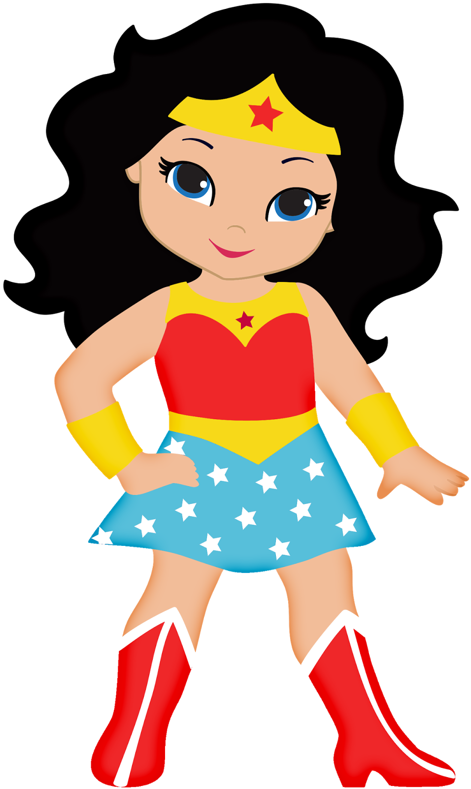 Turkey disguise clipart jpg freeuse Wonderwoman Baby Clipart. | Printable | Pinterest | Wonder Woman ... jpg freeuse
