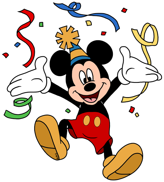 Birthday money clipart image royalty free stock mickey-party.png (561×624) | Birthday clip | Pinterest image royalty free stock