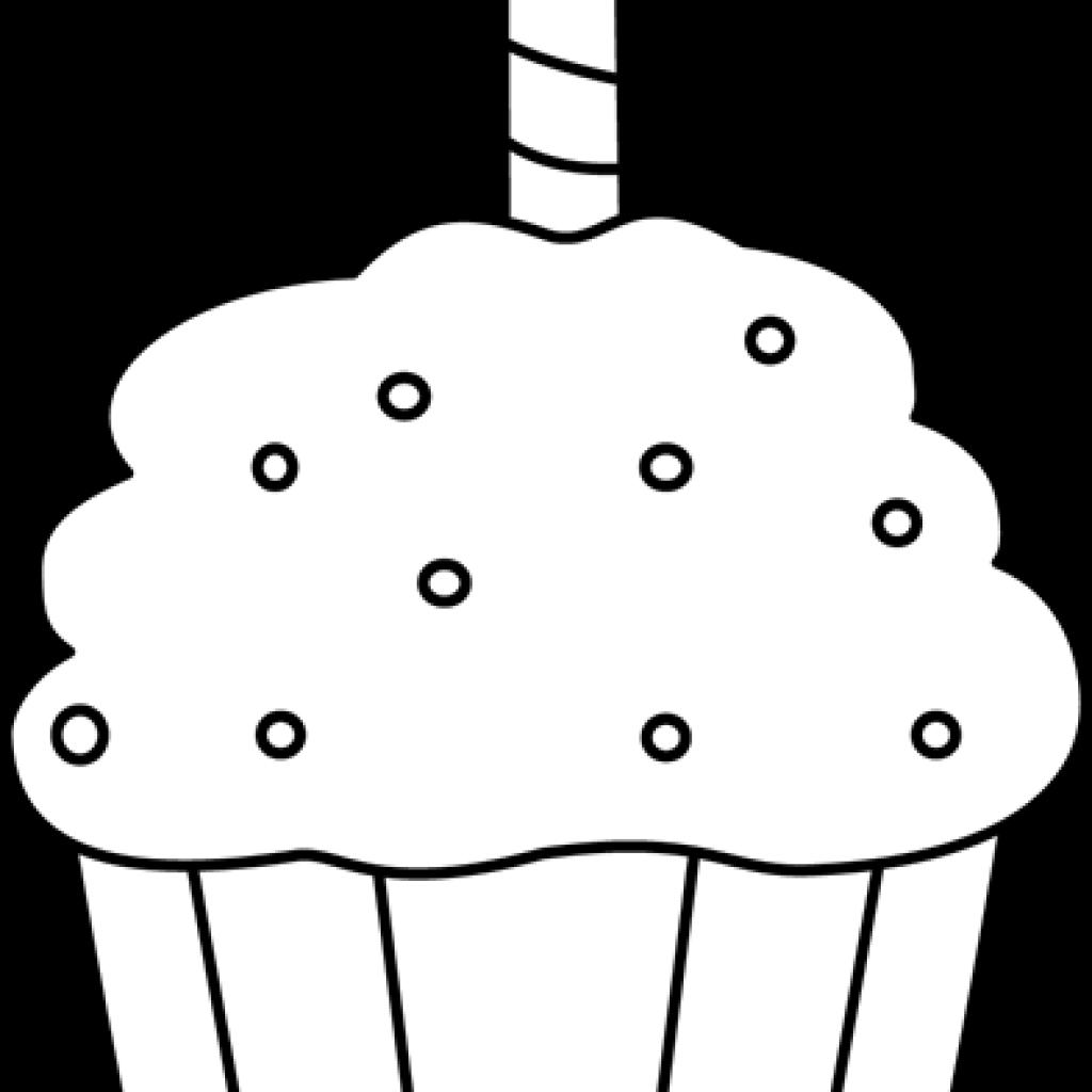Birthday money clipart black and white vector free library Cupcake Clipart Black And White money clipart hatenylo.com vector free library