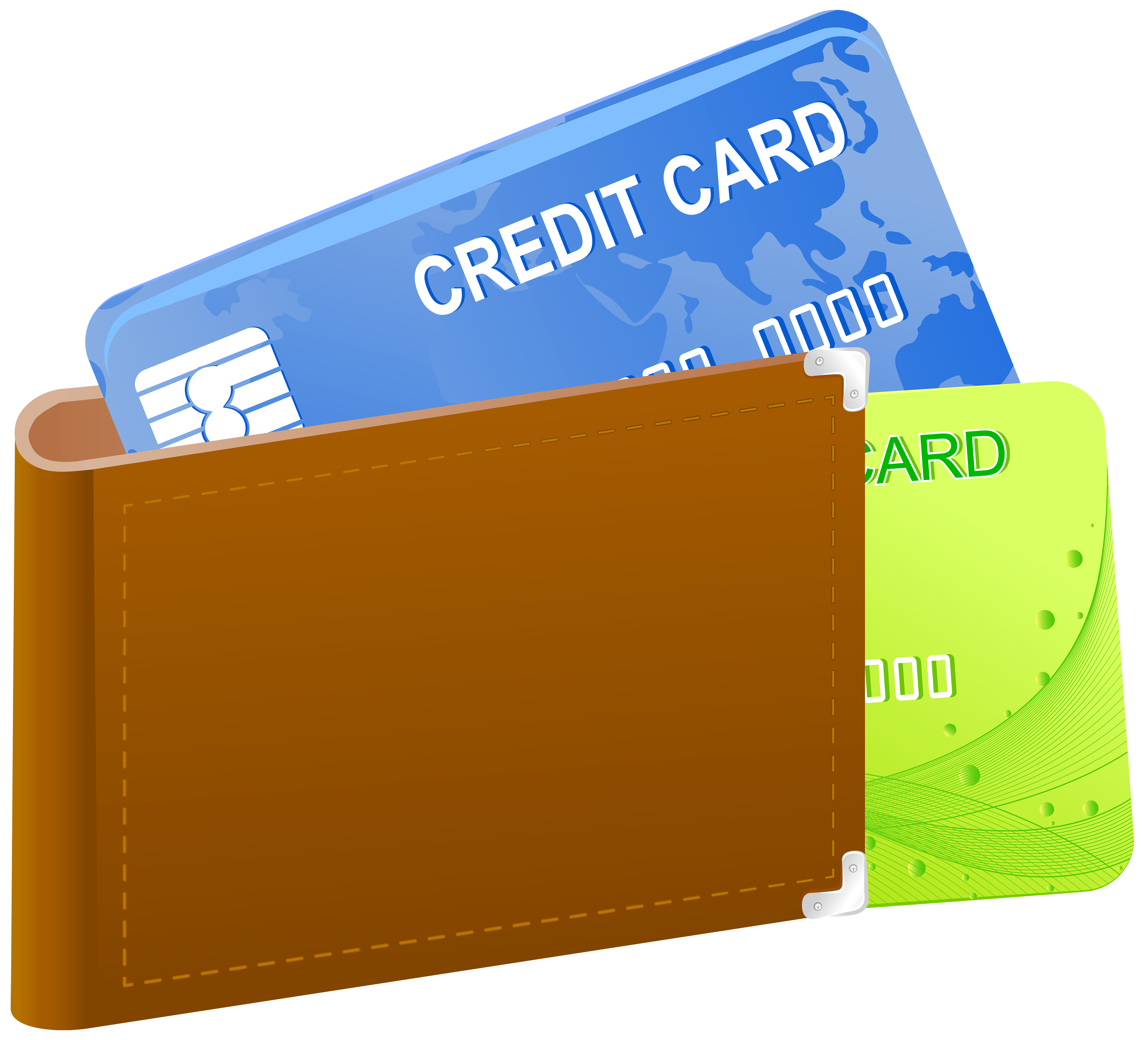 Clipart taking money out of wallet stock Wallet with Credit Cards PNG Clipart Image | Gallery Yopriceville ... stock