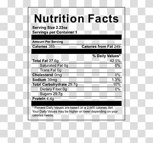 Birthday nutrition facts label clipart svg library download Nutrition Facts Label transparent background PNG cliparts free ... svg library download