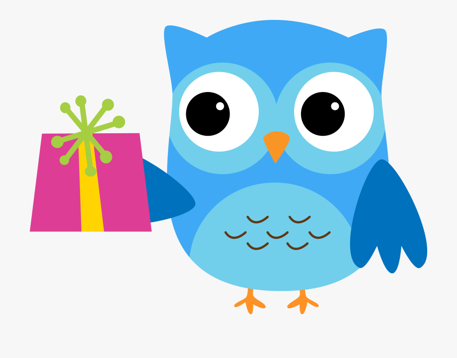 Birthday owls clipart png royalty free stock Photo By @daniellemoraesfalcao - Owl Birthday Clip Art #1139169 ... png royalty free stock