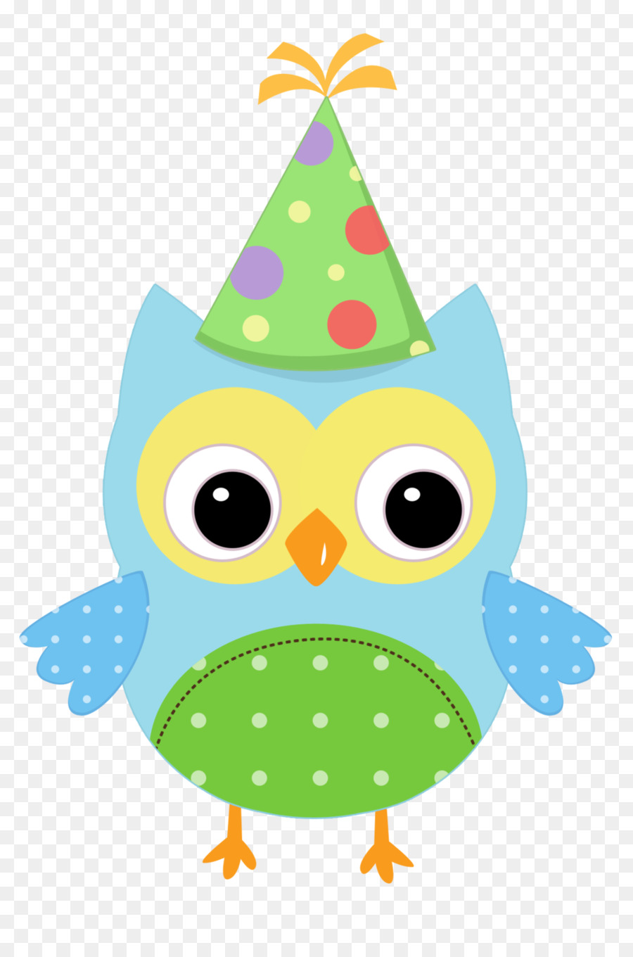 Birthday owls clipart transparent library Birthday Party Background clipart - Owl, Birthday, Party ... transparent library