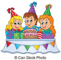 Clipart birthday party pictures png royalty free stock Birthday party Illustrations and Clip Art. 273,426 Birthday party ... png royalty free stock