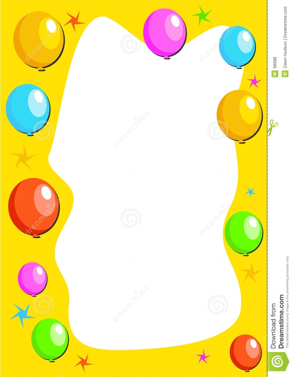 Birthday party clipart borders clip art free Birthday Party Clip Art Borders | Clipart Panda - Free Clipart Images clip art free