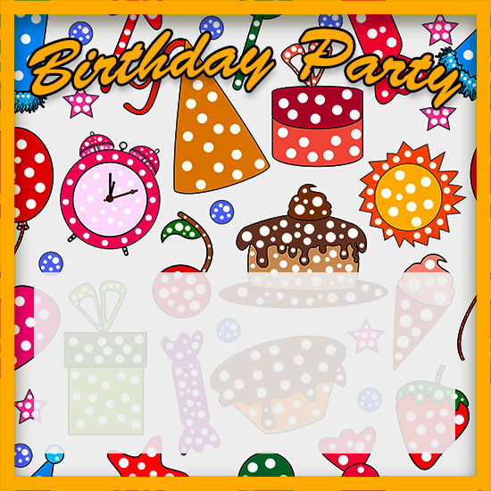 Birthday party clipart borders banner library stock Free Birthday Borders - Happy Birthday Border Clip Art banner library stock