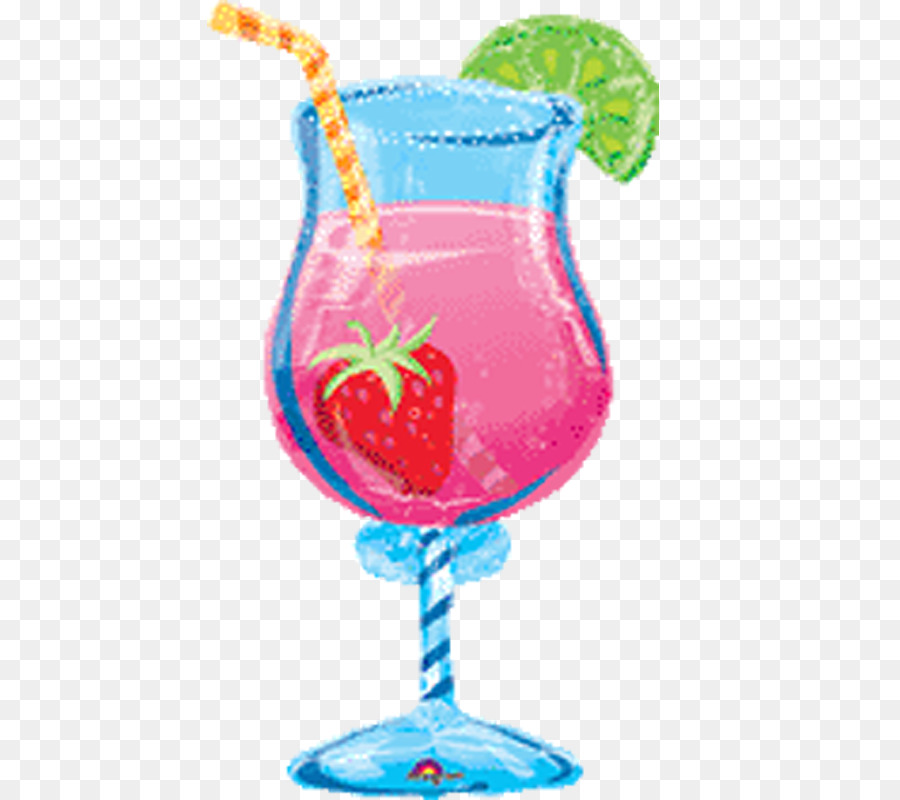 Birthday party drinks clipart svg library library Birthday Party Background clipart - Cocktail, Balloon, Margarita ... svg library library