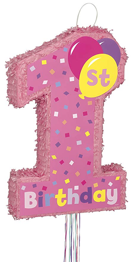 Birthday pinata clipart png transparent stock Unique 66306 Party Accessory, 22\