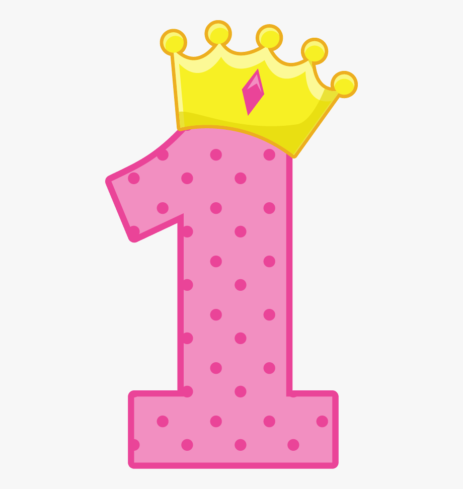 Clipart 1 pink png royalty free library Birthday Clipart Png - Birthday 1 Png #218046 - Free Cliparts on ... png royalty free library