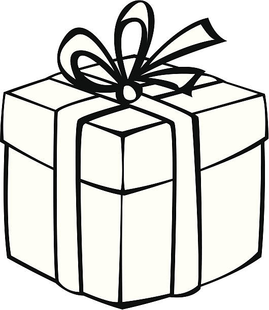 Gifts black and white clipart graphic library download Free Clipart Gift Box | Free download best Free Clipart Gift Box on ... graphic library download