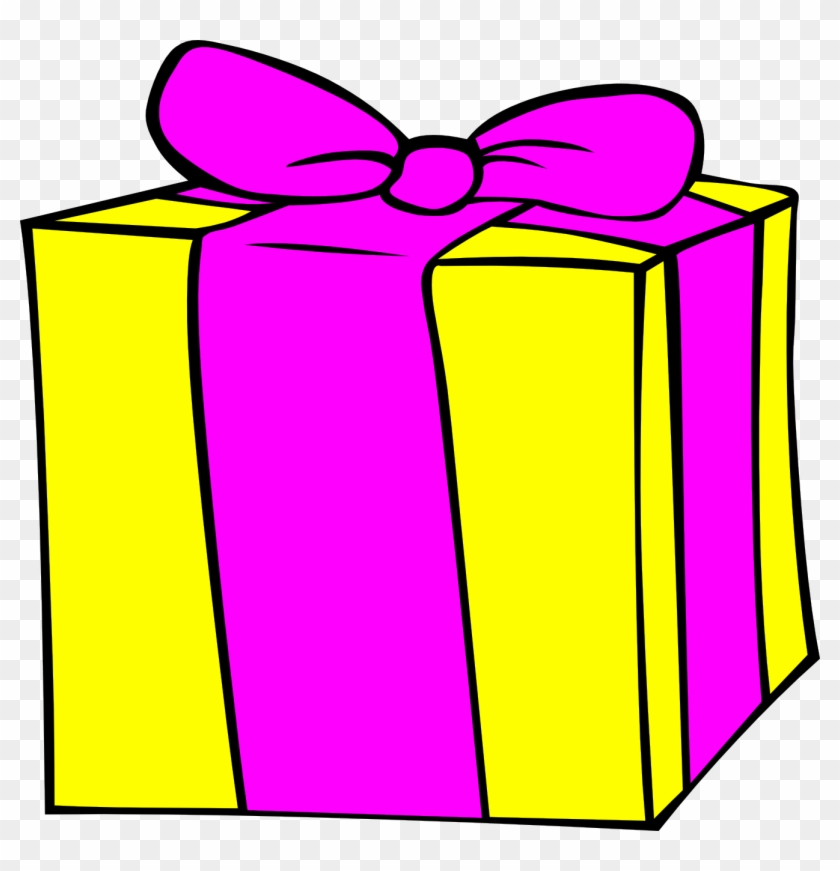 Birthday present pictures clipart