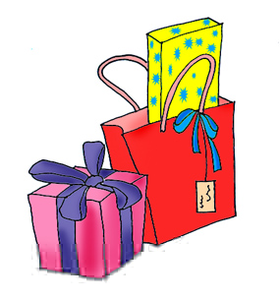 Birthday presents clipart vector transparent stock Free Birthday Presents Clipart | Free Images at Clker.com - vector ... vector transparent stock